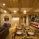 Miyabi Lounge kitchen
