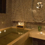 Miyabi hinoki bathroom 日本語