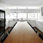 Mukashi Mukashi dining room
