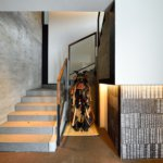 Mukashi Mukashi downstairs entrance