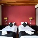 Panorama bedroom