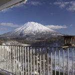 Tokubetsu balcony view