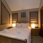 Creekside bedroom