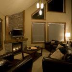 Creekside lounge
