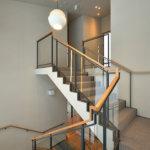 Tsudoi Internal Stairway