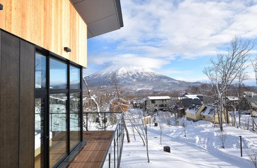 Tsudoi Mt Yotei View